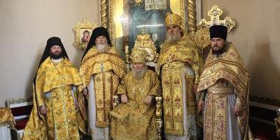 В Неделю 4-ю по Пятидесятнице, в День памяти Славных и всехвальных первоверховных апостолов…